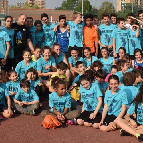 Atletica leggera Ragazzi - 2007 e 2008