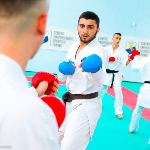Karate pre agonisti