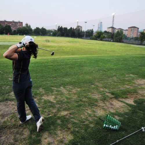 GOLF - Avviamento al golf All in One
