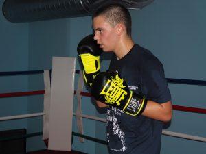 boxe cus torino