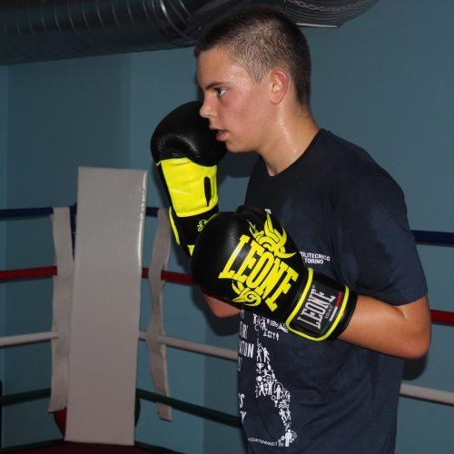Boxe giovanissimi