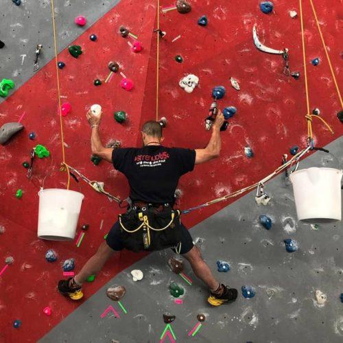 Perfezionamento all'arrampicata