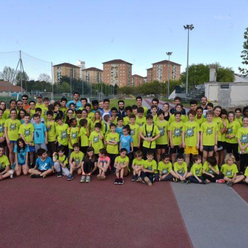 Atletica leggera Esordienti 2013-2009