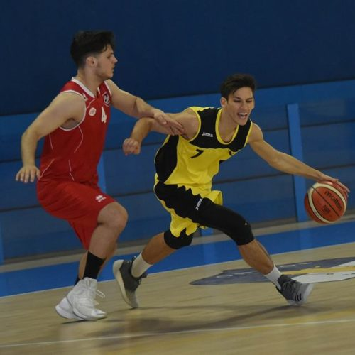 Basket Universitario e non principianti