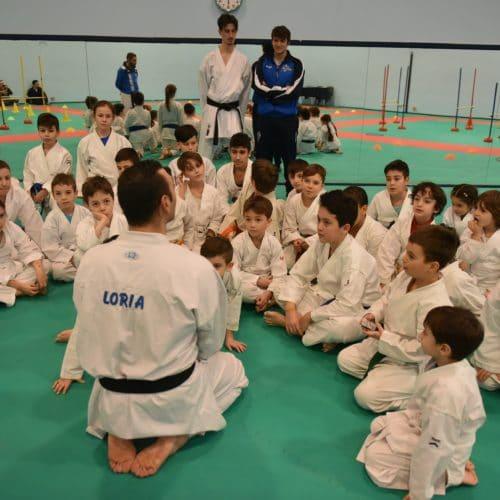 JUDO BAMBINI 9-15 ANNI