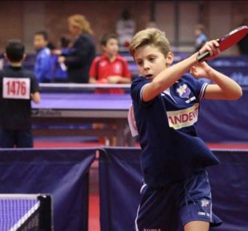 Tennistavolo under 18 (dai 8 ai 18 anni)
